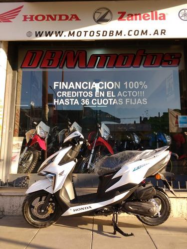 honda elite motos