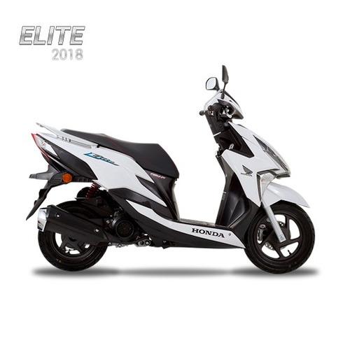 honda elite125 2018 retira ya en motolandia