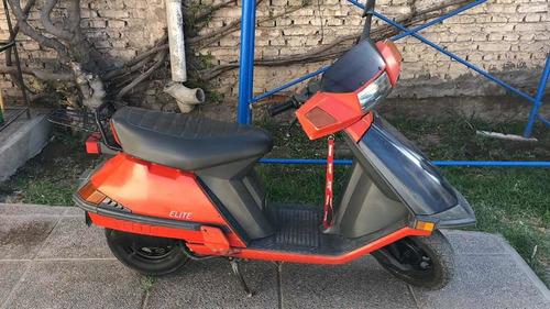 honda elite80