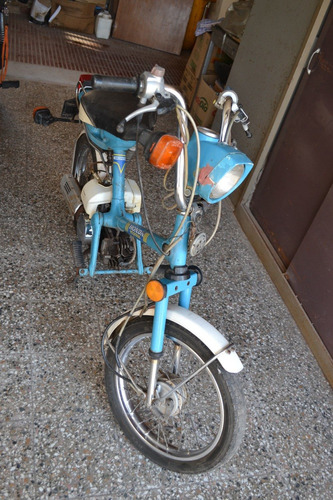 honda express nc 50 año 1981