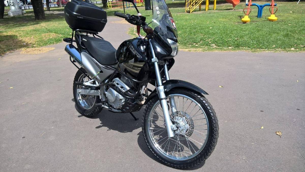 Honda Falcon Nx 400 | Mercado Livre