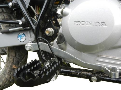 honda falcon pedalines enduro nx4 marca motoperimetro®