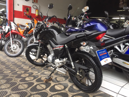 honda fan 160 ano 2019 preta com apenas 2.000km shadai motos