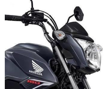 honda fan 160 flex 2019
