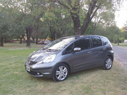 honda fit 09 impecable unico dueño