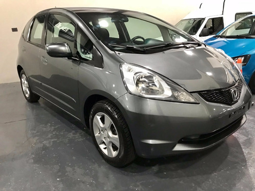 honda fit 1.4 2011 lx manual impecable