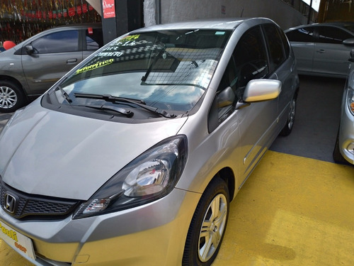 honda fit 1.4 cx flex aut. 5p 2014