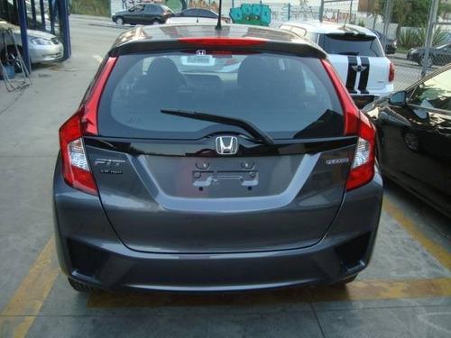 honda fit 1.4 dx flex ( 17/17 okm ) aut. por r$ 59.999