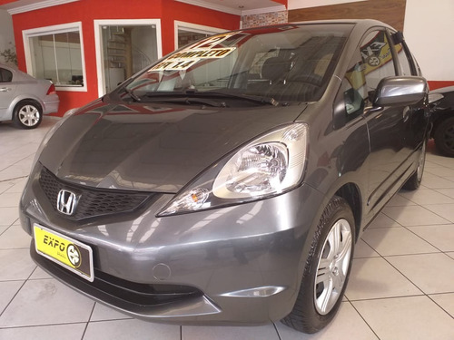 honda fit 1.4 dx flex 5p 2012 completo