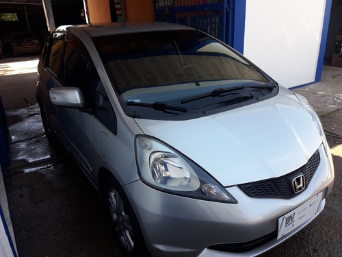 honda fit 1.4 dx flex aut. 5p 2011