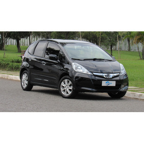 Honda Fit 1.4 Flex 2014 Completo