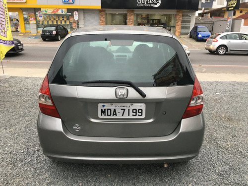 honda fit 1.4 lx 8v gasolina 4p manual 2003/2004