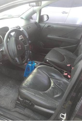 honda fit 1.4 lx aut. 5p 2005