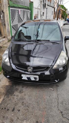 honda fit 1.4 lx aut. 5p 2006