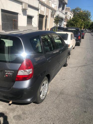 honda fit 1.4 lx automatico / nafta / 2008