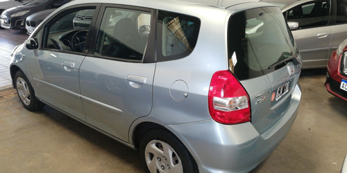 honda fit 1.4 lx caja manual modelo 07