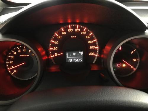 honda fit 1.4 lx flex 4p automático 2010