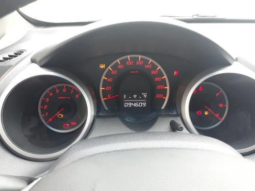 honda fit 1.4 lx flex aut. 2012