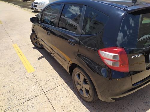 honda fit 1.4 lx flex aut. 5p 2009