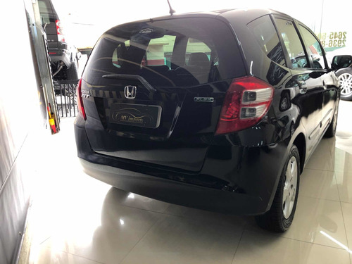 honda fit 1.4 lx flex aut. 5p 2010