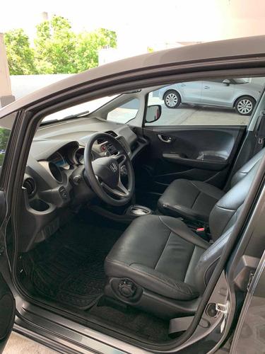 honda fit 1.4 lx flex aut. 5p 2010