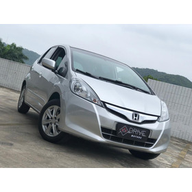 Honda Fit 1.4 Lx Manual Flex 2014