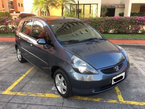 honda fit 1.4 lxl 8v gasolina 4p automático - ano 2006