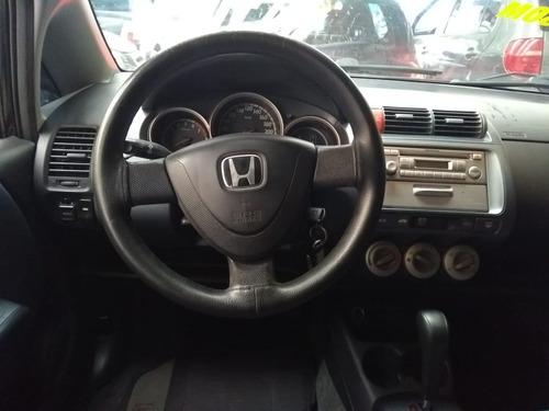 honda fit 1.4 lxl aut. 5p 2008