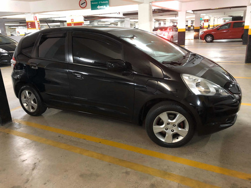 honda fit 1.4 lxl flex 5p 2011