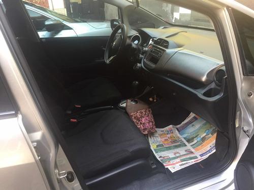 honda fit 1.4 lxl flex aut. 5p 2011
