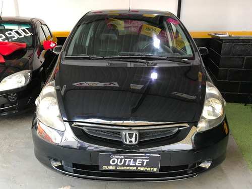 honda fit 1.4 lxs automatico 2004