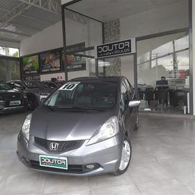 Honda Fit 1.5 Ex 16v Flex 4p Automatico 2010 / Fit 10