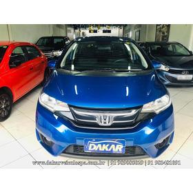 Honda Fit 1.5 Ex 16v Flex 4p Automático