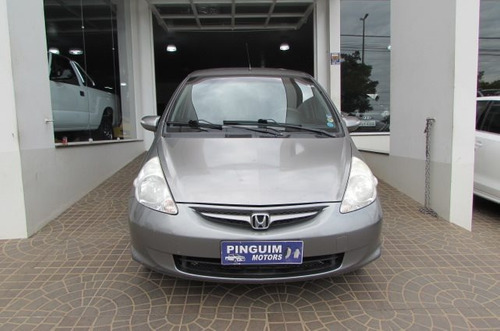 honda fit 1.5 ex 16v gasolina 4p manual