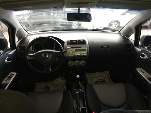 honda fit 1.5 ex 5p 2008