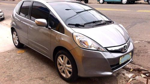 honda fit 1.5 ex aut. - 2014 - revisado - pneus novos!!