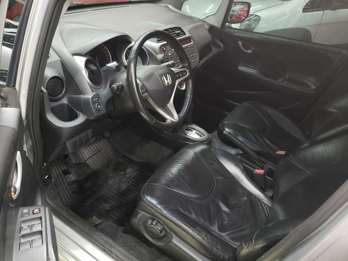 honda fit 1.5 ex flex aut. 5p 2009