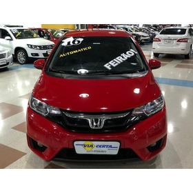 Honda Fit 1.5 Ex Flex Automático * Raridade *