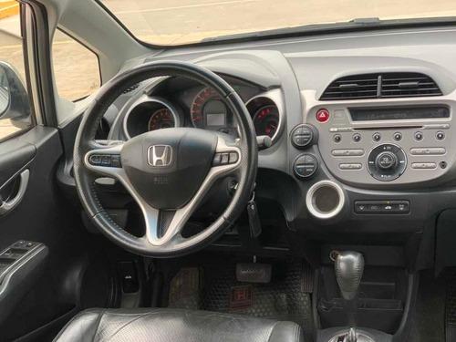 honda fit 1.5 ex-l at 120cv 2009 laufran automotores