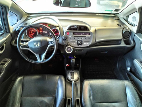 honda fit 1.5 ex-l at 2010 con gnc financio / permuto !!