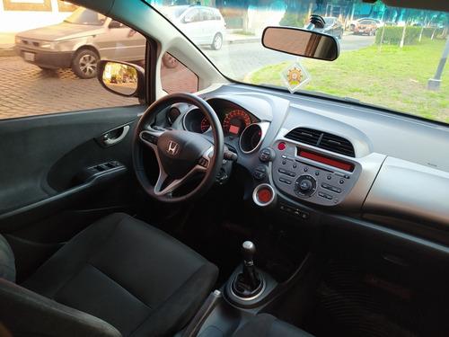 honda fit 1.5 ex mt 120cv 2012, service oficial, impecable!
