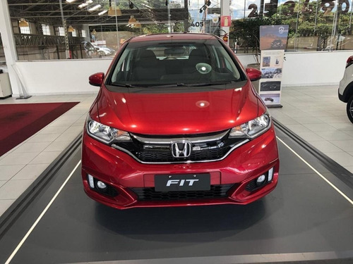 honda fit 1.5 exl 16v flex aut 5p 2019/2020 0km