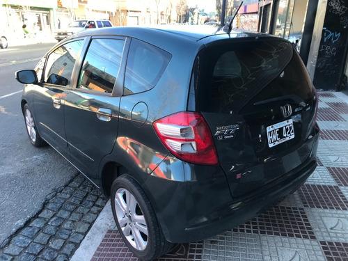 honda fit 1.5 exl automatico año 2009 auto classic
