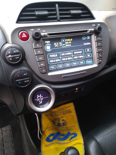 honda fit 1.5 exl flex 5p