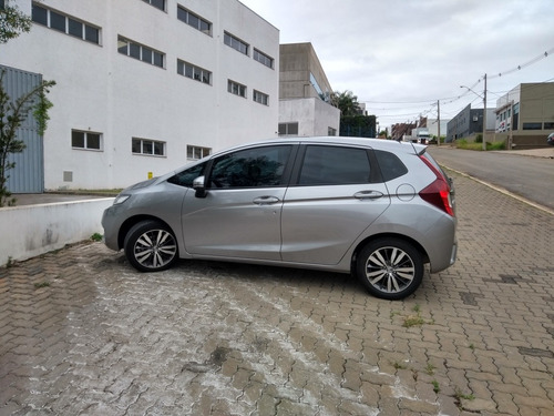 honda fit 1.5 exl flex aut. 5p 2015