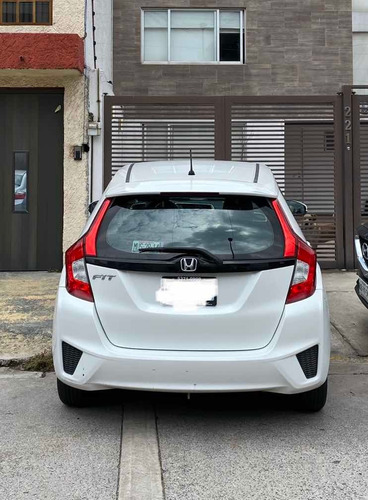 honda fit 1.5 fun mt 2015