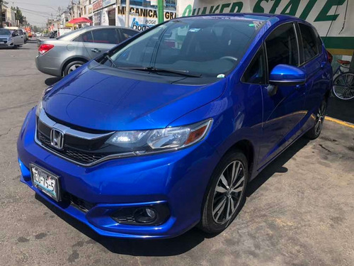 honda fit 1.5 hit at cvt 2018