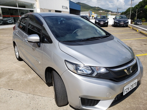honda fit 1.5 lx flex aut. 5p 2015