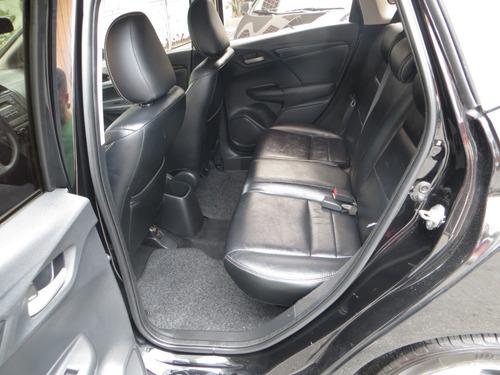 honda fit 1.5 lx flex aut. 5p 2015/2015