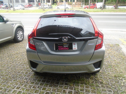 honda fit 1.5 lx flex automático - 2015 - km 53.500 - wilson